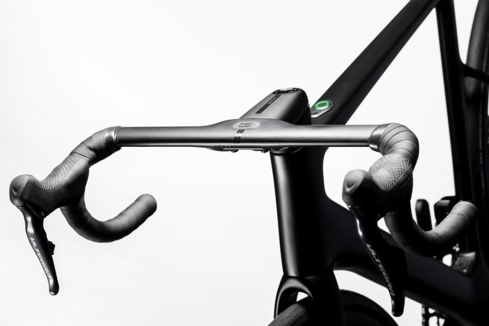 Integrated SuperSix EVO Neo Cockpit