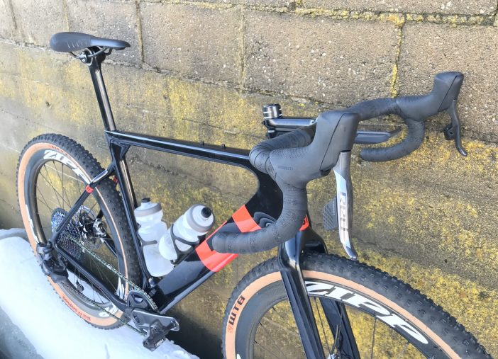 SRAM Red eTap AXS Mullet Build Review
