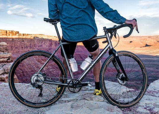 Fresh Wheels: Otso Warakin Ti Gravel Bike