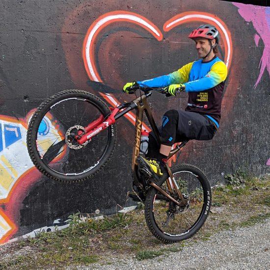 Ryan Leech 30 Day Wheelie Challenge