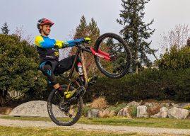 Ryan Leech's 30-day Wheelie Challenge