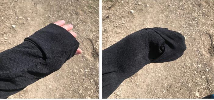 Runderwear Base Layer - Hand Mitts