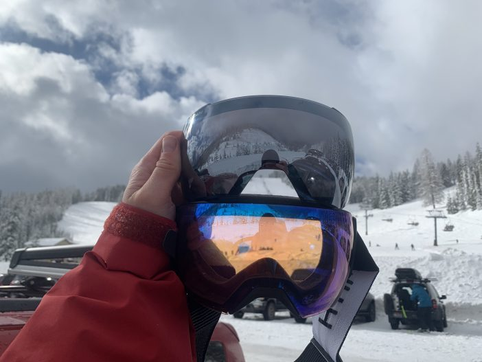 Smith Level Helmet and I/O Mag Magnetic Snow Goggles Combo Review