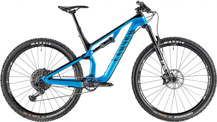 2020 Canyon Neuron CF 8.0
