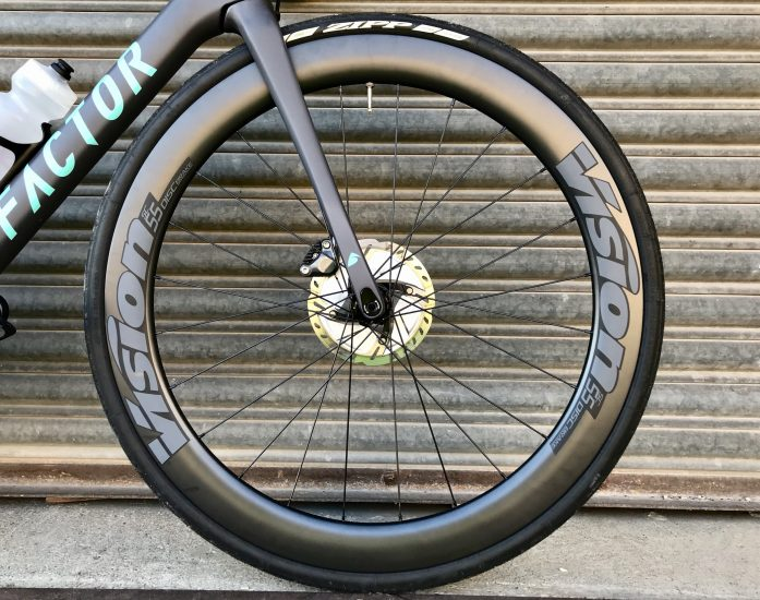 Vision SC 55 Disc Wheelset Review
