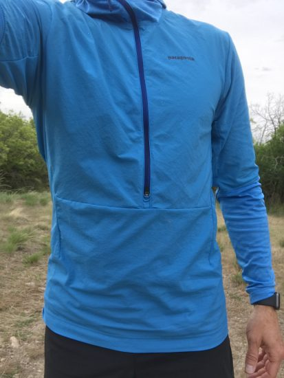 Patagonia Airshed Pro Pullover Review