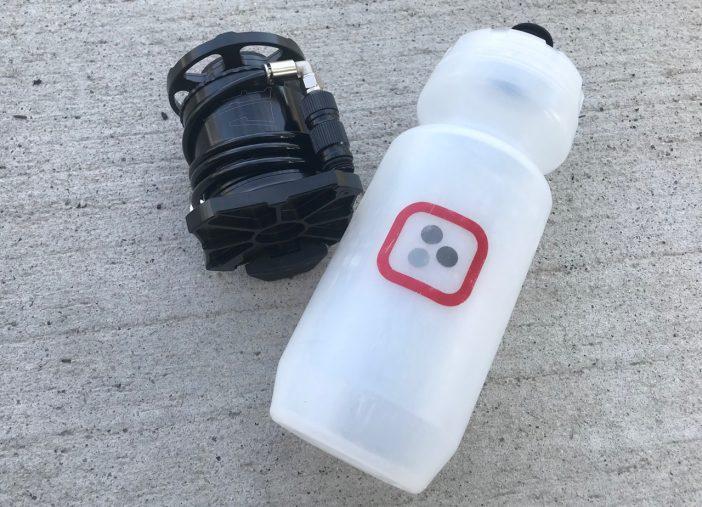 Stompump vs Water Bottle