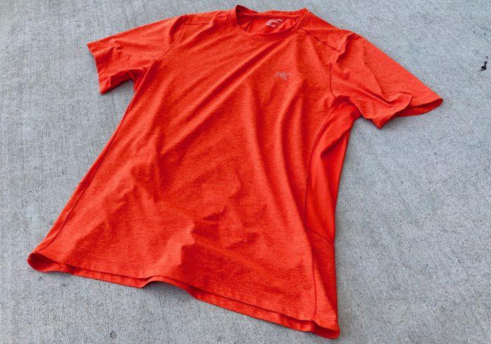 Arc'teryx Cormac Comp SS Shirt Review