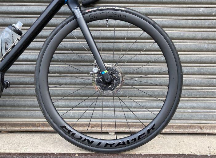 Bontrager Aeolus Pro 37 Front Wheel