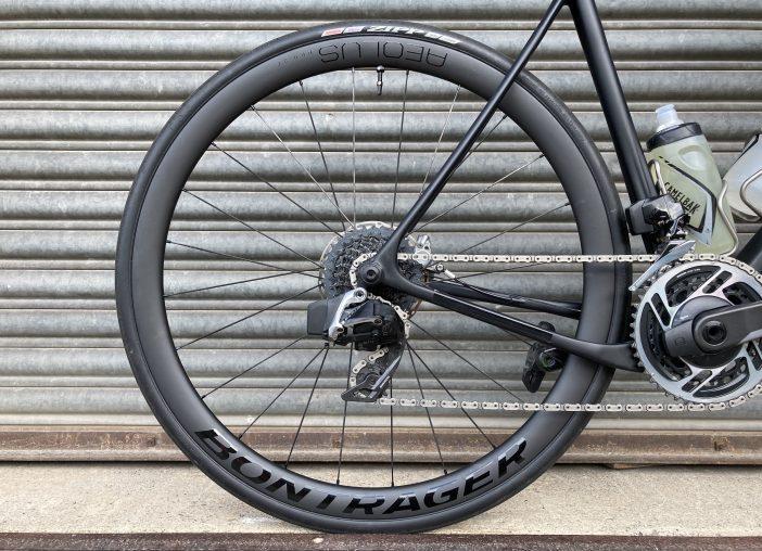 Bontrager Aeolus Pro 37 Rear Wheel