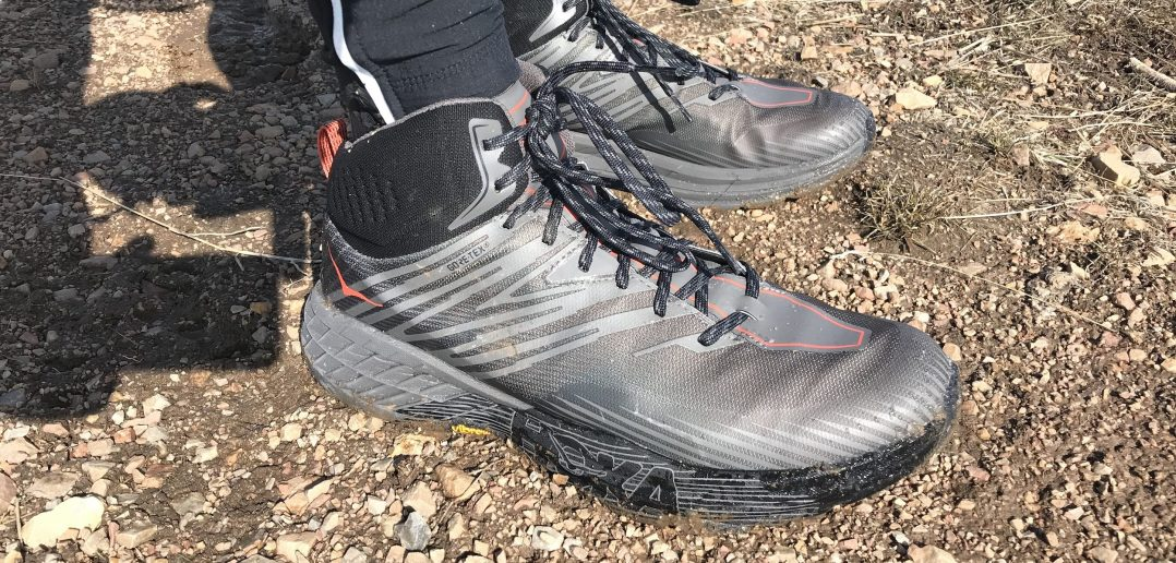 Hoka One One Speedgoat Mid GTX 2 Review - Trail Running