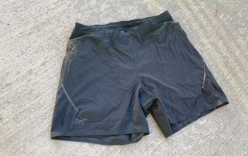 Arc'teryx Motus 6 Shorts Review