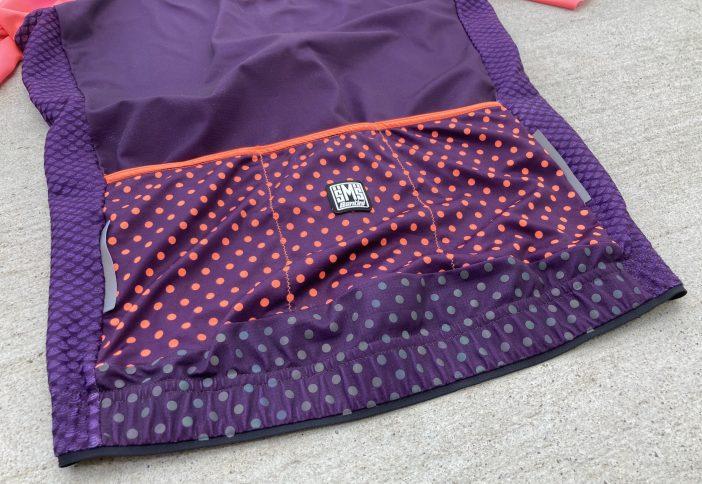 Santini Mito Spillo Jersey Pockets