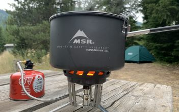 MSR WindBurner Stove System Combo Review