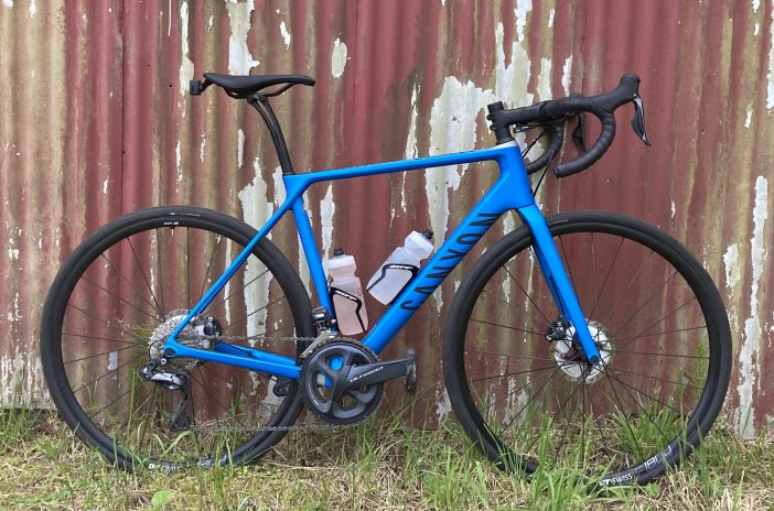 Canyon Endurace CF SL Disc 8.0 Di2 Review - Fishing Shack