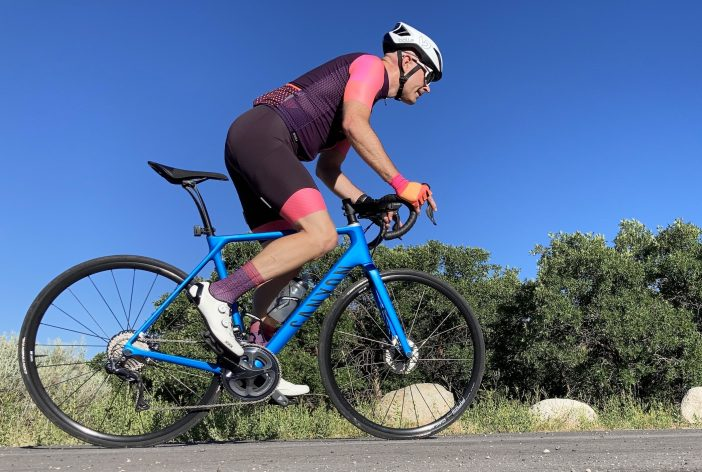 Canyon Endurace CF SL Disc 8.0 Di2 Review