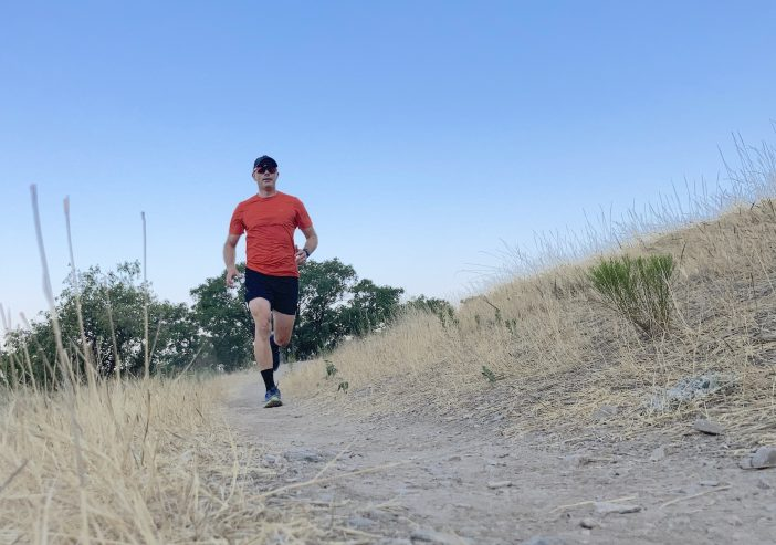 Fast Paced Running in the Torrent 2