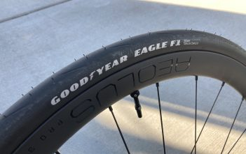 Goodyear Eagle F1 30mm Tubeless Complete Tires