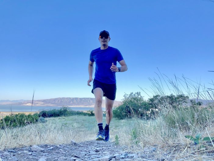 Early Morning with the Hoka One One Torrent 2