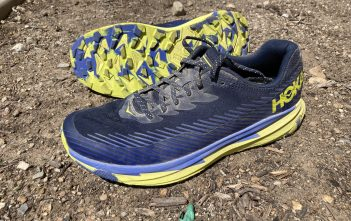Hoka One One Torrent 2 Review in Black Iris / Evening Primrose