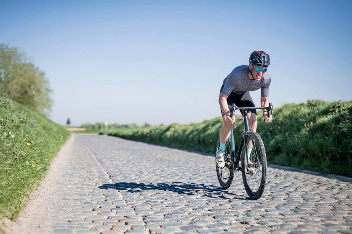 Ridley Kanzo Fast on Cobbles
