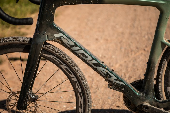 Ridley Kanzo Fast Downtube