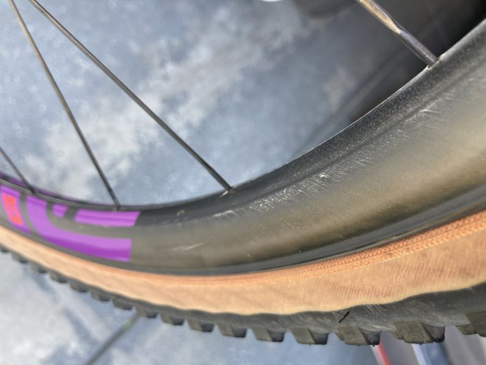 ENVE G23 Rims - Carbon Fibers