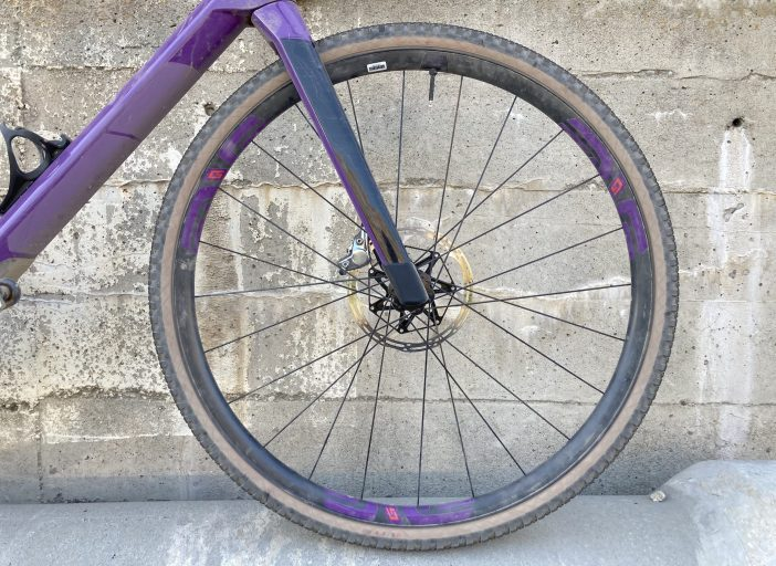 ENVE G23 Wheelset Review - Front Wheel