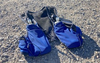 Patagonia Slope Runner Endurance Vest Review - Front