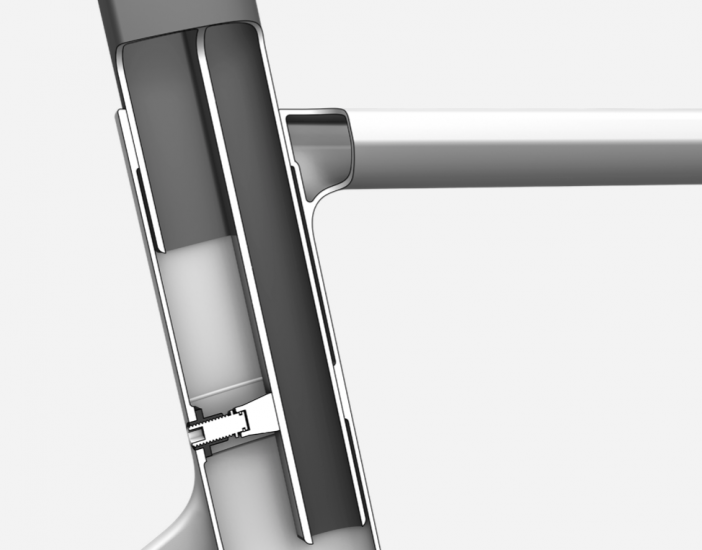 2021 Canyon Aeroad Seatpost