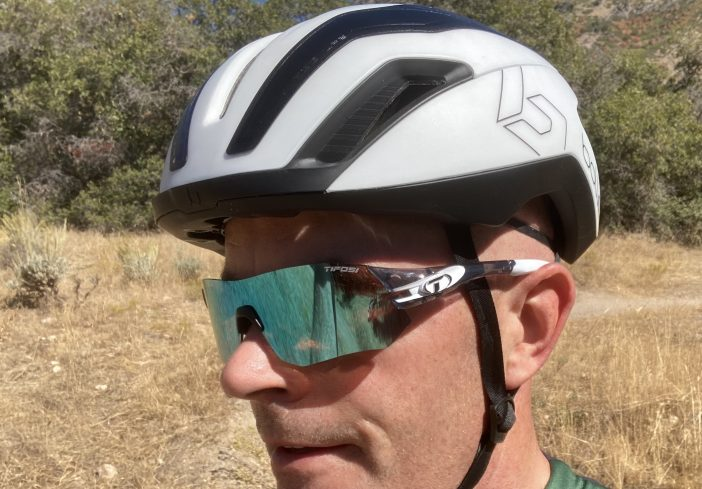 Tifosi Tsali Sunglasses Review - Clarion Blue Lens