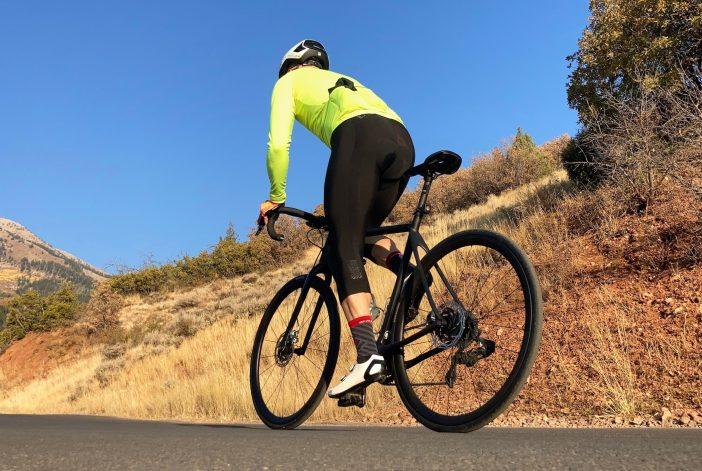 Pearl Izumi Thermal Cycling 3/4 Bib Tight Review - Reflective Leg