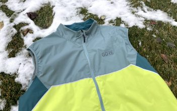 Gore R7 Partial Infinium Running Vest Review - Hero Shot