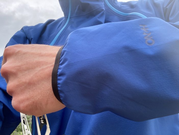 Patagonia Storm Racer Jacket Review - H2No Fabric