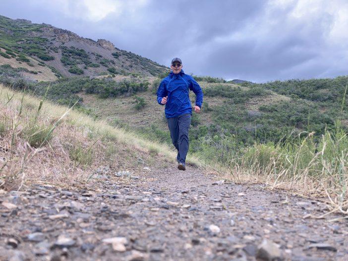 Patagonia Storm Racer Jacket Review - Rain