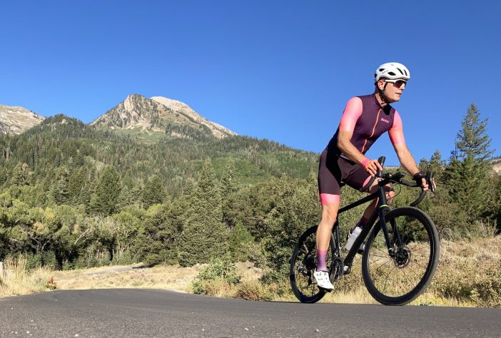 Goodyear Eagle F1 Tubeless Tires in the Wasatch Mountains