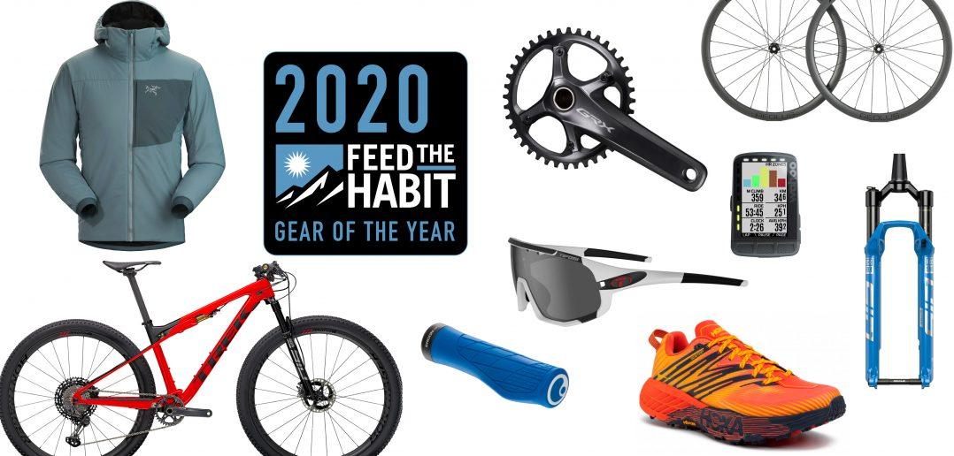 2020 Gear of the Year - FeedTheHabit.com