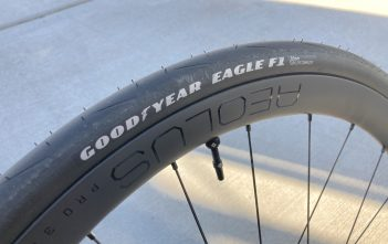 Goodyear Eagle F1 700x30 Tubeless Complete Tire Review