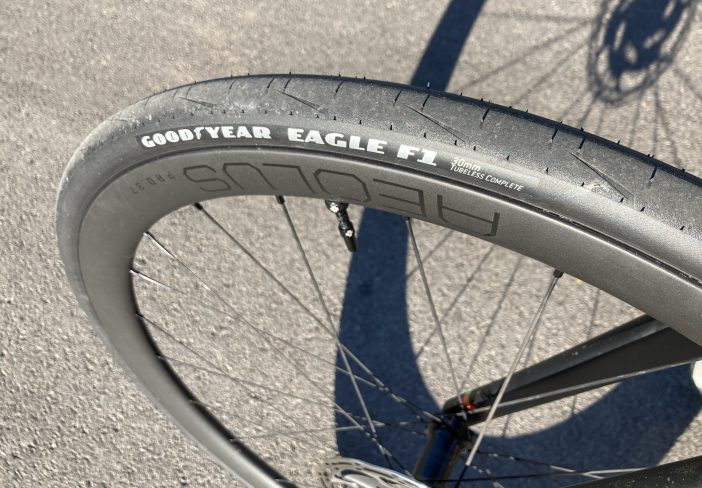 Goodyear Eagle F1 Tubeless Complete 30mm Tires Review