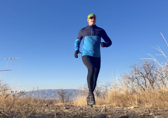 GORE R7 Partial Gore-Tex Infinium Hooded Jacket Review - Running