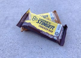 Crunchy Recovery: Honey Stinger Cracker Protein Bars