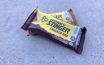 Honey Stinger Cracker Bar - Review