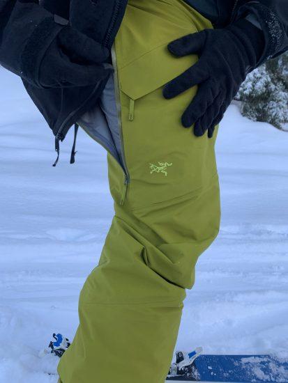 Arc'teryx Sabre LT Bib Pants Review