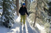 Arc'teryx Sabre LT Bib Pants Review - Touring