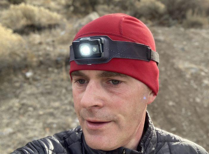 BioLite Headlamp 200 Review - Front view