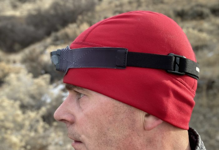 BioLite Headlamp 200 Review - Side view