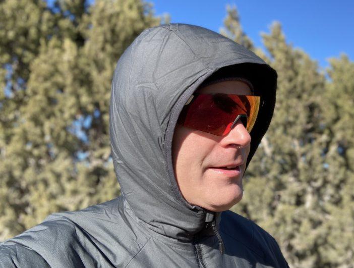 Mountain Hardwear Kor Strata Hooded Jacket - The Hood