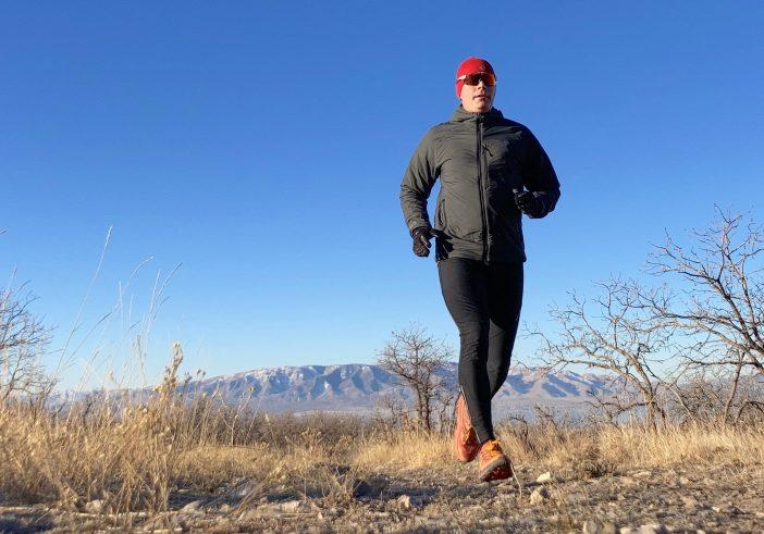 Mountain Hardwear Kor Strata Hooded Jacket - Running