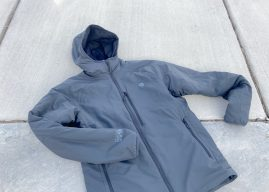 Mountain Hardwear Kor Strata Hooded Jacket Review