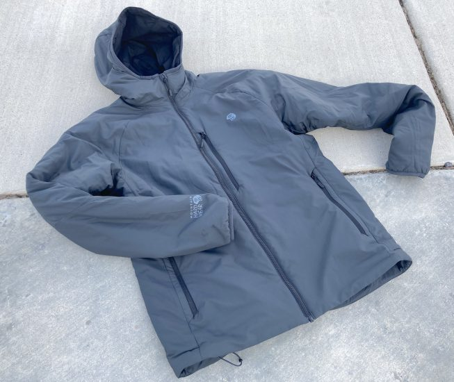 Mountain Hardwear Kor Strata Hoody Review